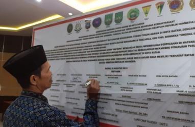 Tokoh-tokoh di Batam Deklarasikan Keamanan & Kerukunan