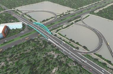 AP II Bangun Jembatan Mirip Daun Semanggi di Bandara Soekarno-Hatta