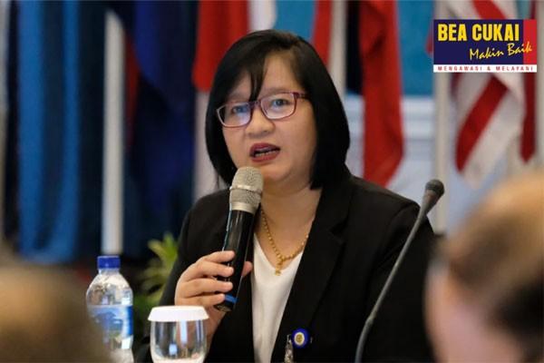 Kepala Kanwil Bea Cukai Sumut Buka Pertemuan Bea Cukai ASEAN