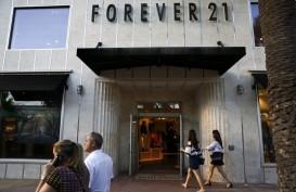 Retail Fashion Forever 21 Dikabarkan Bangkrut