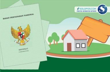 2 Sertifikat Tanah Milik Jokowi di Solo Hilang