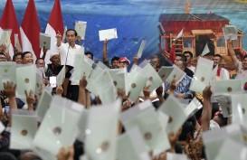 Jokowi Hadiri Acara Penyerahan 3.800 Sertifikat Tanah di Purworejo