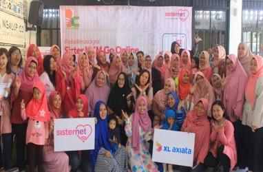 XL Axiata dorong UKM Perempuan di Jatim Makin Produktif