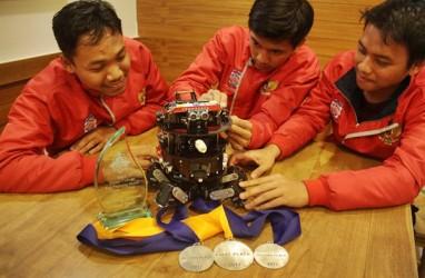 Siswa MAN Pasuruan Raih Medali Emas Kompetisi Robot di Jepang