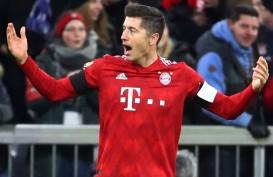 Bayern Munchen Perpanjang Kontrak Lewandowski