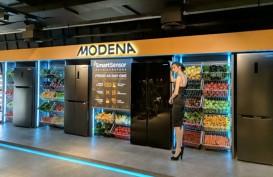 Modena Terus Berinovasi, Kali Ini Lemari Es Smart Sensor