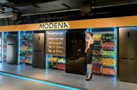 Modena Terus Berinovasi, Kali Ini Lemari Es Smart…