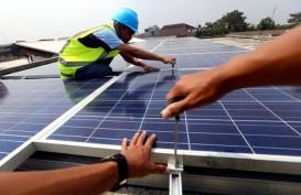 Utilitas Industri Panel Surya Dalam Negeri Sulit Naik