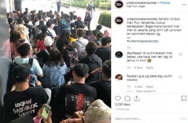 Uniqlo X Kaws Rilis Kembali, Begini Kehebohannya di Outlet Mall Indonesia