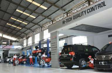 Ibu Kota Bakal Dipindah, Toyota Kaji Penambahan Jaringan