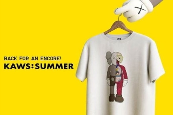 Uniqlo x Kaws / Instagram uniqloindonesia
