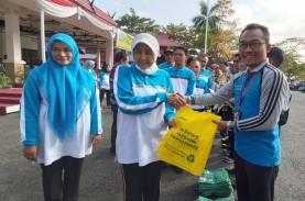 Alfamart Dukung Pengurangan Sampah Plastik di Barito…