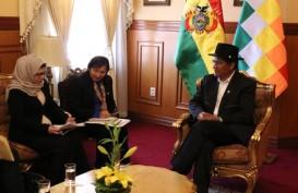 Jajaki Pembentukan Forum Bisnis, RI-Bolivia Sepakat Tingkatkan Kerja Sama Ekonomi