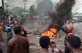 Aksi Anarkis di Jayapura Rugikan Pelindo IV hingga Rp6 Miliar