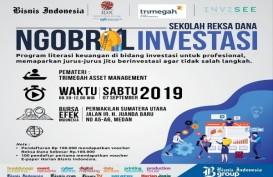 Bisnis Indonesia Selenggarakan Sekolah Pasar Modal Reksa Dana di Medan