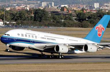 China Southern Airlines Jajaki Rute Guangzhou-Manado
