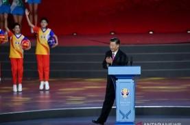 Xi Jinping Resmi Buka Final Piala Dunia FIBA 2019