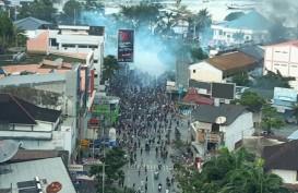 Polri Bantah Bentrokan Warga Pendatang dan Warga Papua