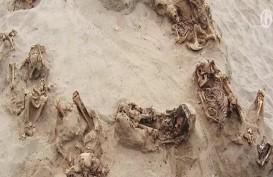 Arkeolog Temukan Situs Pengorbanan Anak-anak Terbesar di Dunia