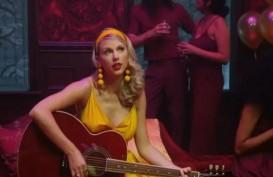 Album 'Lover' Taylor Swift Pecahkan Rekor di China