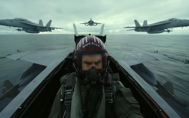 Cuplikan trailer film Top Gun: Maverick