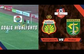 Persebaya Tekuk Bhayangkara FC 2-0, Melejit ke Posisi 5. Ini Videonya