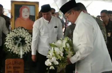 Ibunda SBY Meninggal, ini Penyebab Ibas Tidak Hadir di Pemakaman