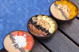 Smoothies Bowl, Olahan Sehat dan Segar Berbahan Yogurt