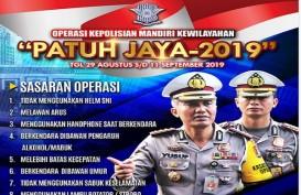 Polisi Tilang 7.446 Pengendara di Jakarta pada Operasi Hari Ketiga
