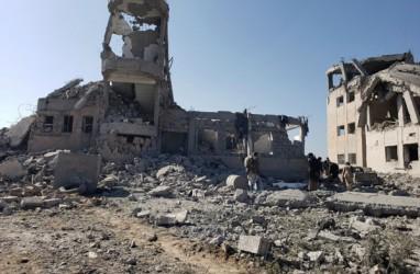 60 Tewas di Yaman Akibat Serangan Koalisi Saudi-UEA Menyasar Penjara