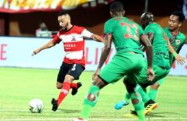 Hasil Liga 1 : Petik 3 Angka, Madura United Makin Dekati PS Tira