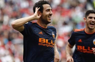Hasil La Liga, Valencia Menang Pertama Berkat 2 Gol Penalti vs Mallorca