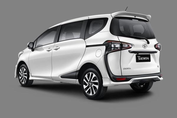 Toyota New Sienta - TAM