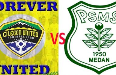 Cilegon United vs PSMS Duel Penuh Dendam, Kick off 15.30 WIB