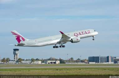 Potensi Penerbangan RI Besar, Qatar Airways Gunakan Airbus A350-900