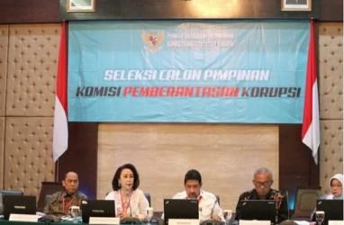 Usai Temui Jokowi 1 Jam, Pansel Umumkan 10 Nama Capim KPK. Ini Daftarnya