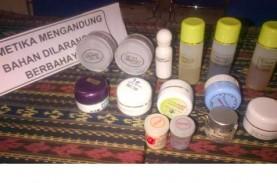 BBPOM Banda Aceh Sita 926 Merek Kosmetik Ilegal