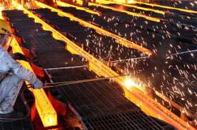 PABRIK BLAST FURNACE : Krakatau Steel Produksi Perdana…