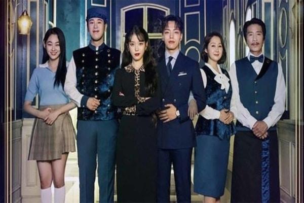 Cover poster drama Hotel De Luna / Dok. tvN Korea