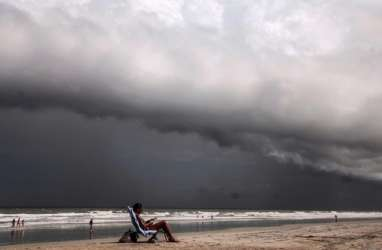 Badai Dorian Menghantam Bahama, Sedikitnya Lima Orang Tewas