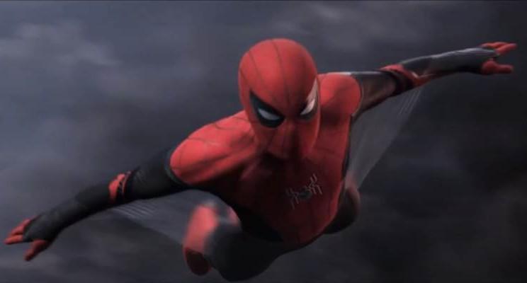Cuplikan teaser Spider-Man: Far for Home (2019) - imdb