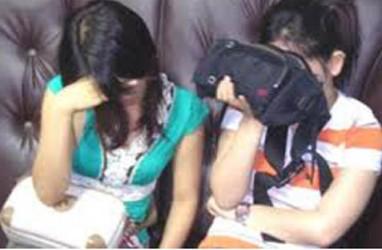 Delapan Terduga PSK 'Online' Diamankan Polresta Banjarmasin