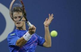 Hasil Tenis AS Terbuka : Schwartzman Patahkan Ambisi Zverez ke 8 Besar