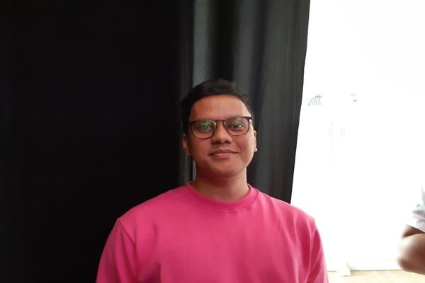 Arief Muhammad ditemui di kawasan Darmawangsa, Jakarta Selatan pada Selasa (3/9/2019) - Bisnis.com - Ria Theresia Situmorang