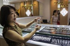 Emas Perhiasan Penyumbang Inflasi Terbesar di Jakarta,…