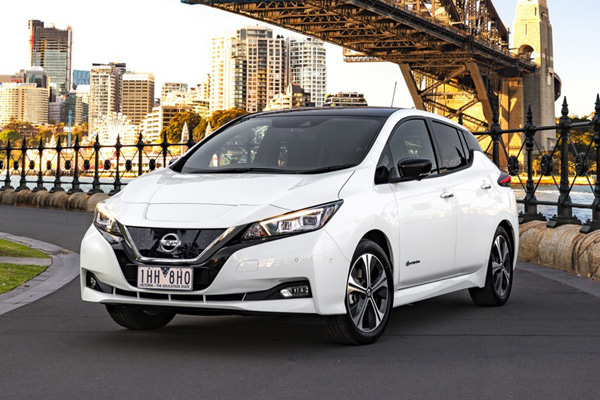 Nissan Leaf 2018. - Nissan