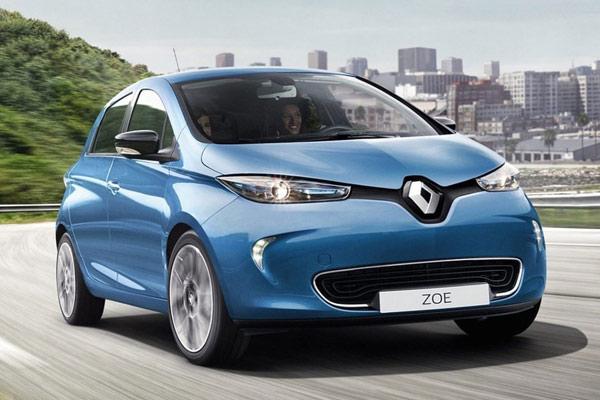 Renault ZOE.  - Foto Renault