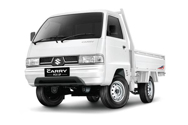 Pikap Suzuki Carry Superior White. - SUZUKI