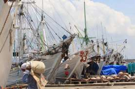 Volume Angkutan Minim, Bisnis Kapal Pelayaran Rakyat…