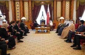 Indonesia-Bahrain Sepakat Tingkatkan Kerja Sama Ekonomi